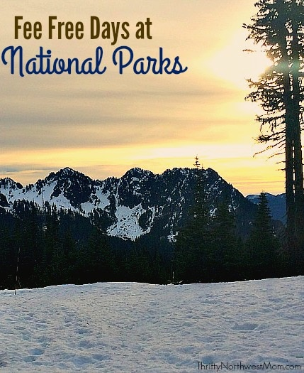 Free National Parks Days 2021 – Free National Parks Days for the Year!