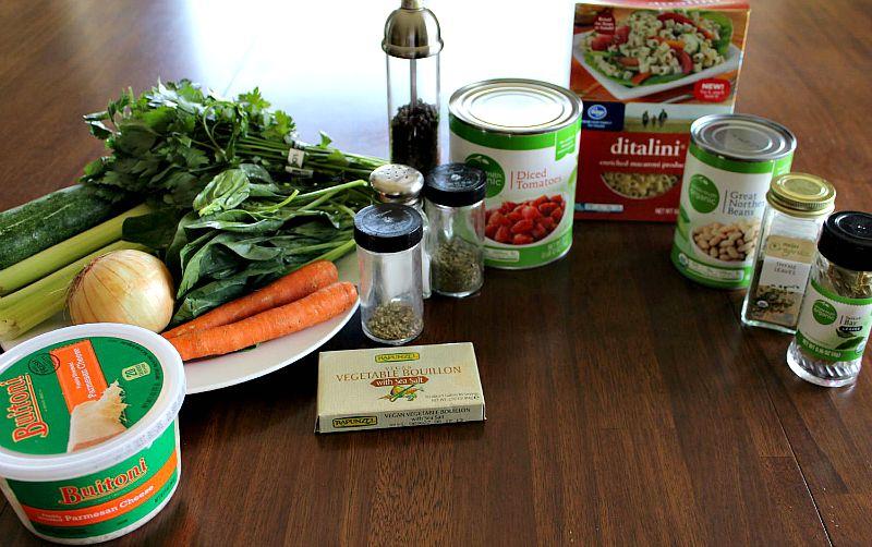 Olive Garden Minestrone Soup Recipe Crock Pot Minestrone soup recipe for the slow cooker ingredients for olive garden minestrone soup workwithnaturefo