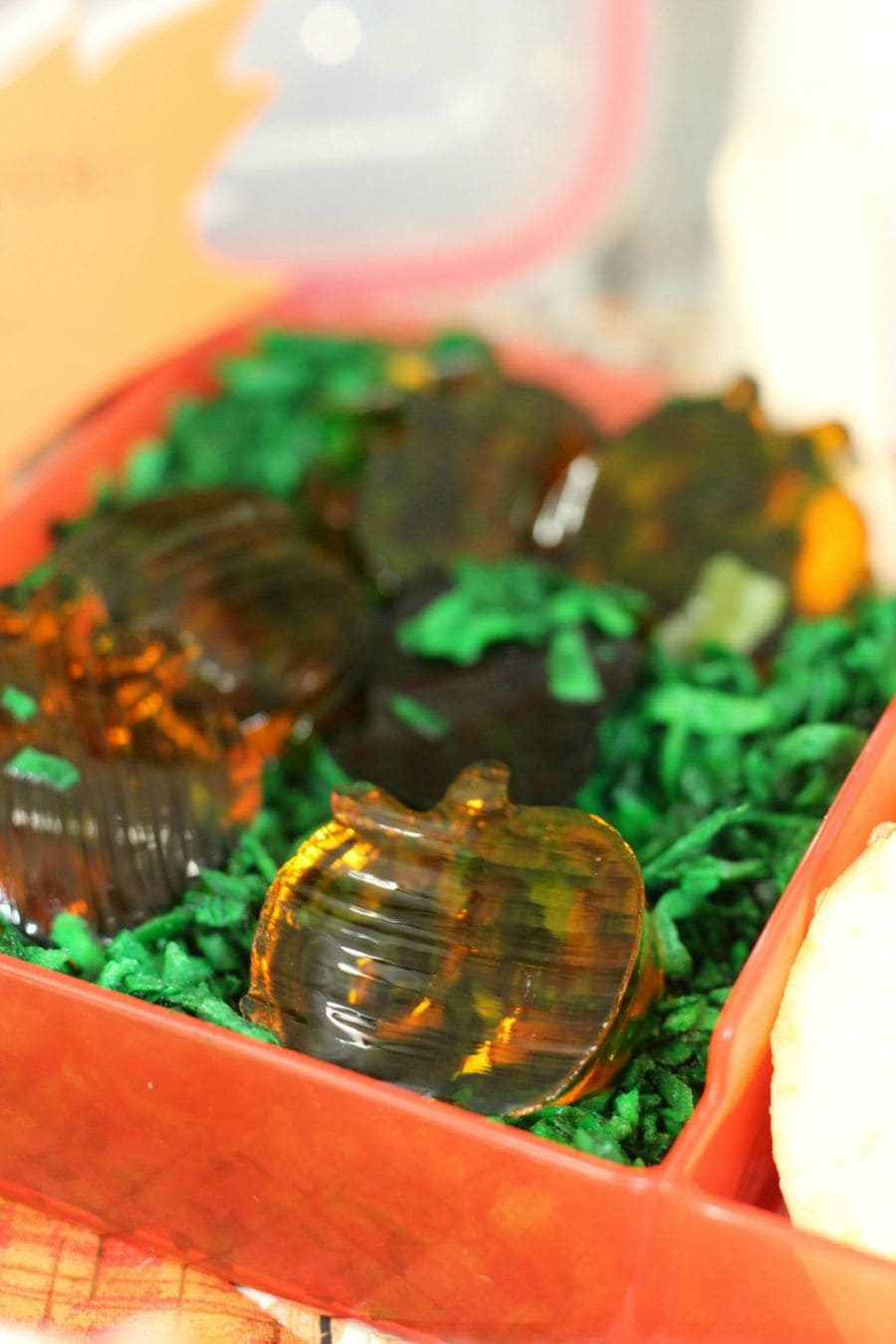 Jello Pumpkins and Pumpkin Patch