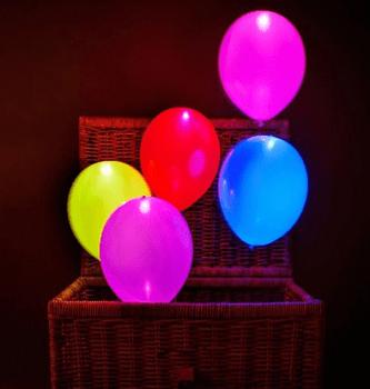 LED Light-Up Balloons