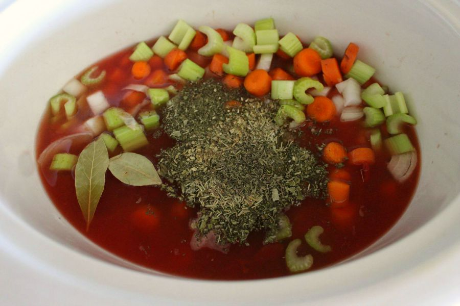 Minestrone Soup Recipe For The Slow Cooker