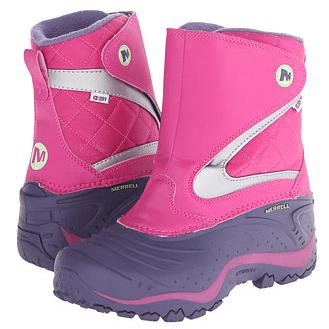 Merrell Kids Snowbound Waterproof (Big Kid) $30 Shipped (Reg $75)