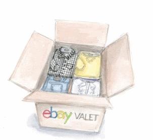 Ebay Valet Service