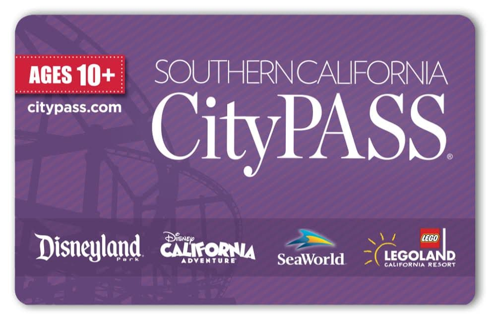Souther California City Pass