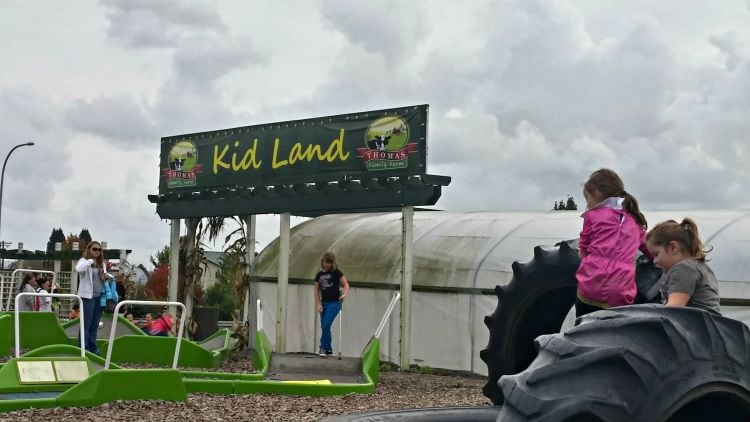 Thomas Family Farm Kidland