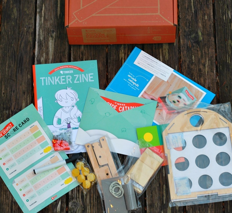 Tinker Crate for Kids