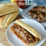 Bratwurst Recipe – Cooking Brats Over The Stove