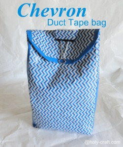 chevron duct tape bag final