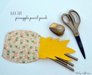 duck tape pencil pouch final