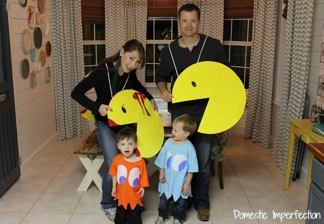 pacman-family-costume