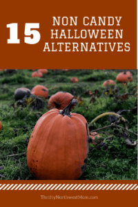 15 Non Candy Halloween Alternatives For Parties, Trick or Treating and more