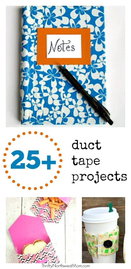 duct tape craft ideas easy diy duct projects 25 crafts for home amp school 6477