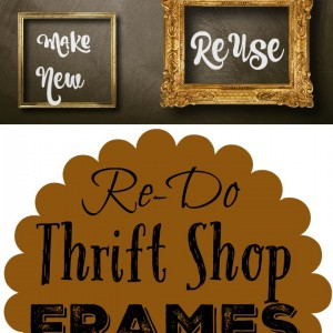 Seven Ways to Repurpose Frames