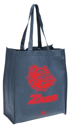 Gonzaga Bulldogs Reusable Tote Bag