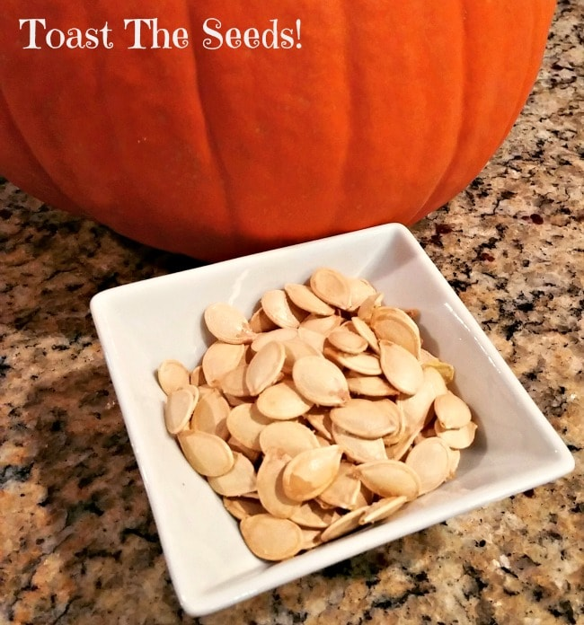 Pumpkin Seeds Toasted