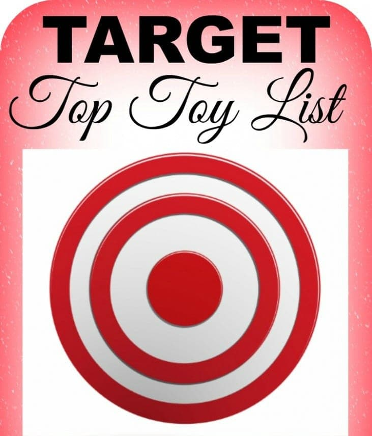 Check out Target's Top Toy List for the 2017 Christmas season with this year's hottest toys