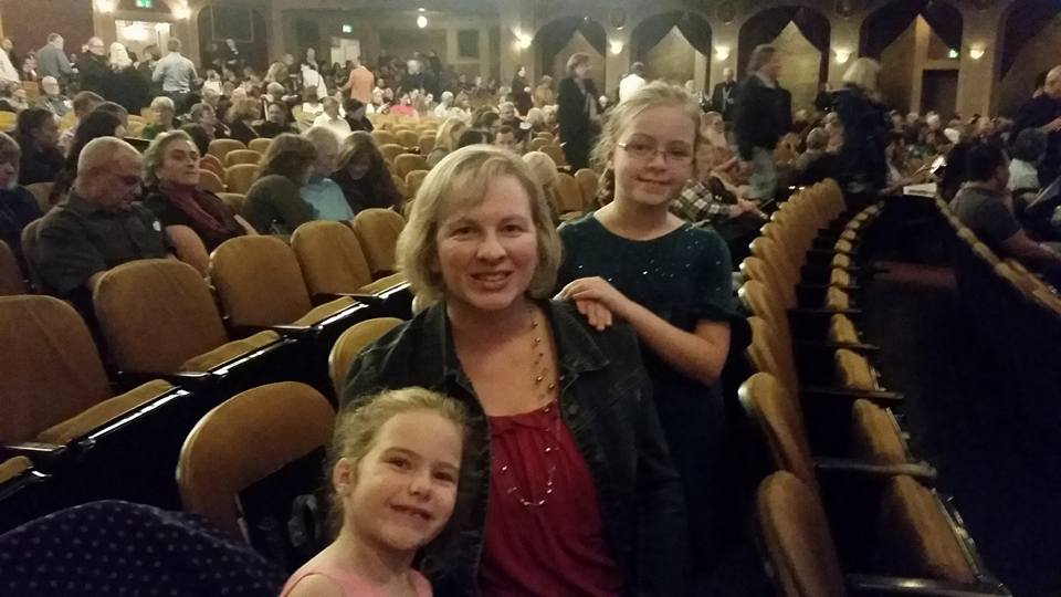 Riverdance at the Paramount Theater