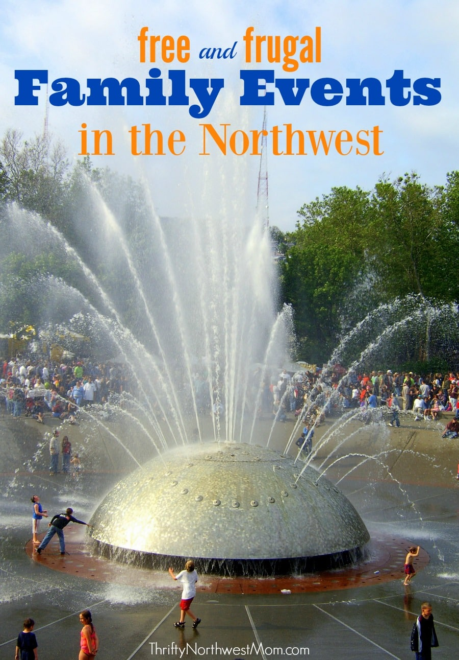Fun and Frugal Family Events in the Northwest