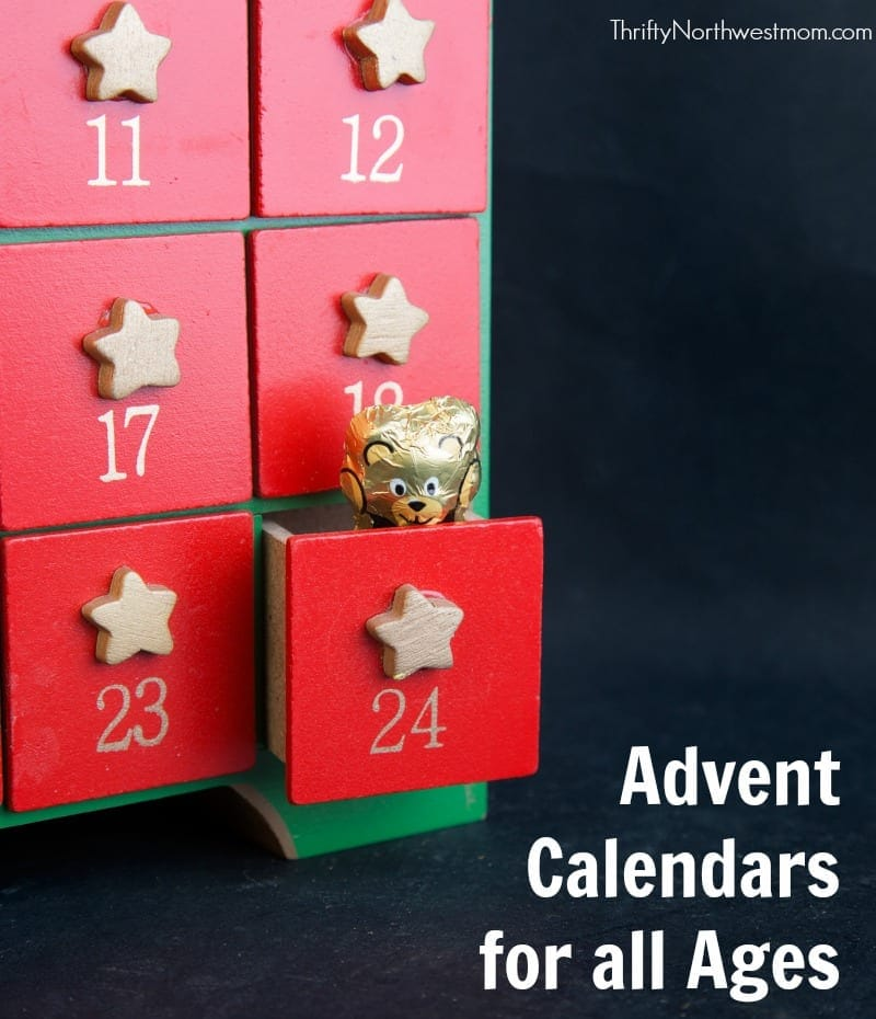 Advent Calendar Sales for All Ages