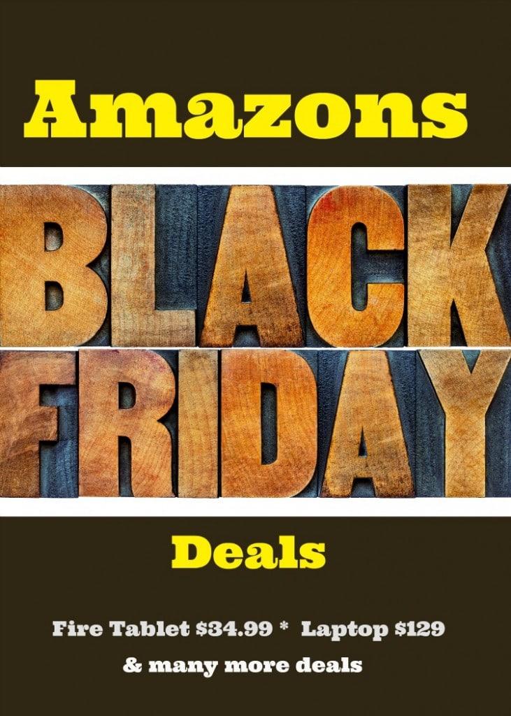 Amazon Black Friday 2020 Week – Deals Start Today!