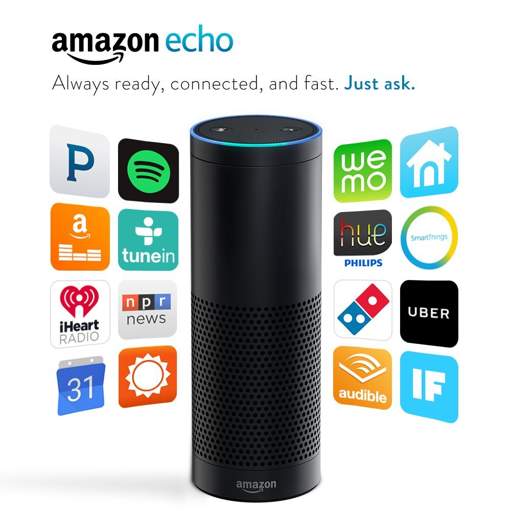 Amazon Echo Only 99 For Select Prime Members