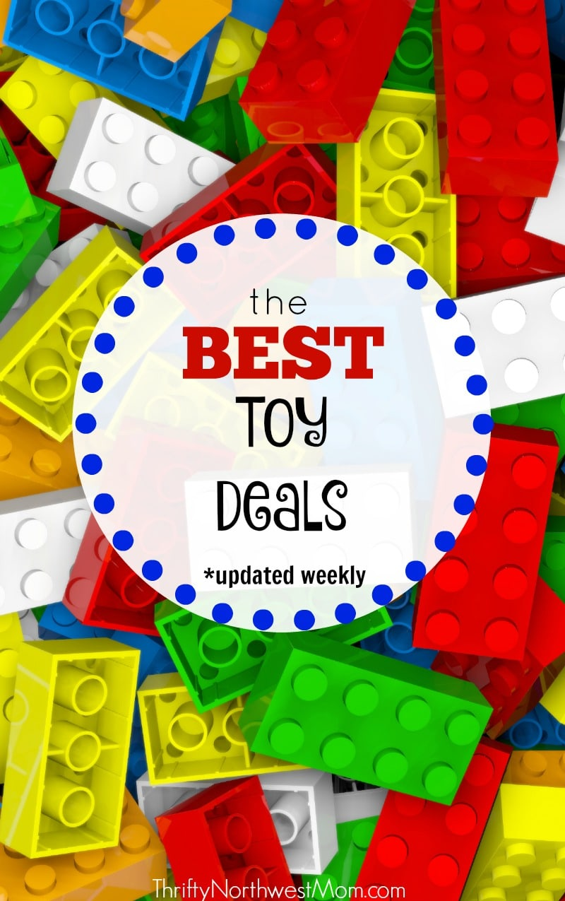 Best Kids Toy Deals