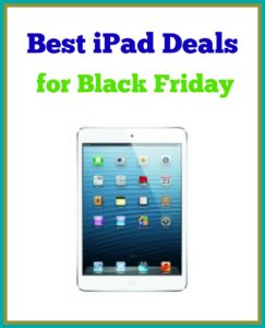 Best iPad Deals for Black Friday