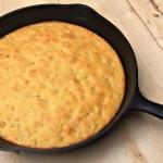 Old Fashioned Skillet Corn Bread Recipe