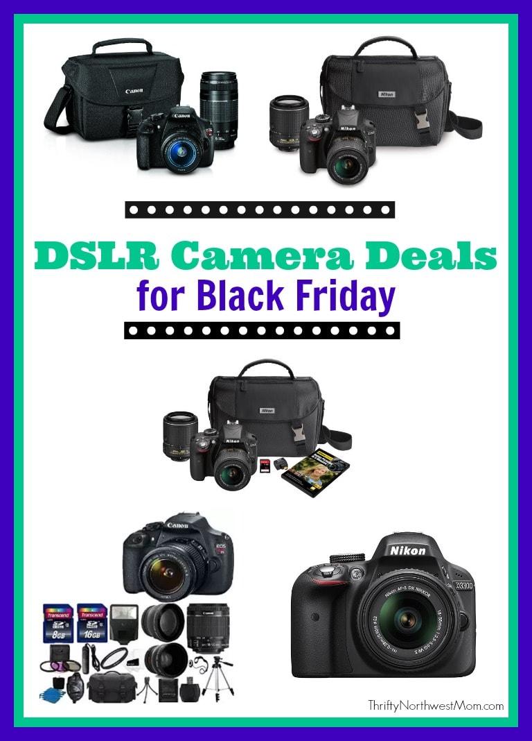 Black friday dslr deals