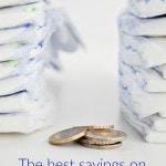 Amazon Mom & In-Store Diaper Deals