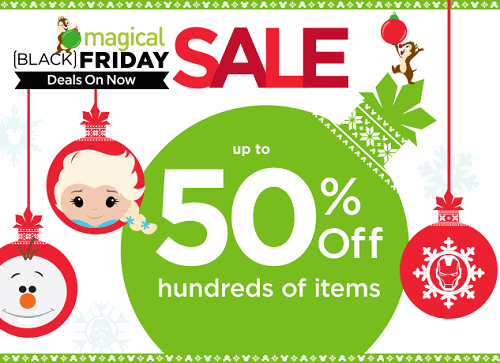 Disney Store Black Friday Sale
