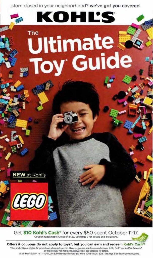 Kohls Toy Book & Toy Deals – 2018!
