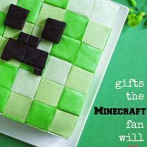 Minecraft Holiday Gift Guide - Gifts that Minecraft fans will love for Christmas