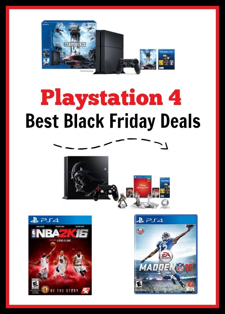 playstation 4 black friday deals. Black Bedroom Furniture Sets. Home Design Ideas