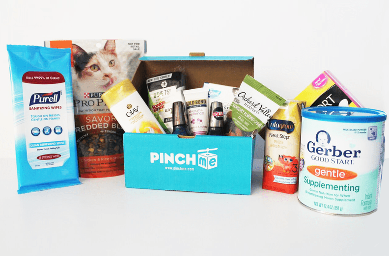 pinchme sample boxes