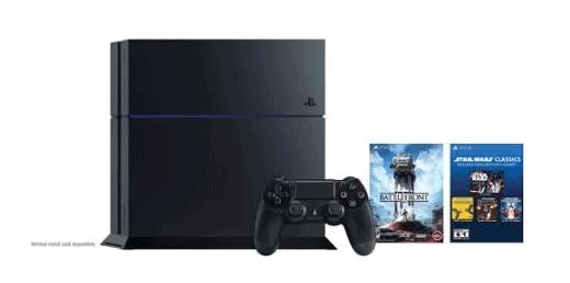 Playstation 4 Star Wars Bundle