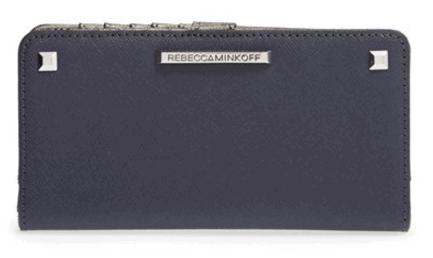 Rebecca Minkoff Snap Wallet