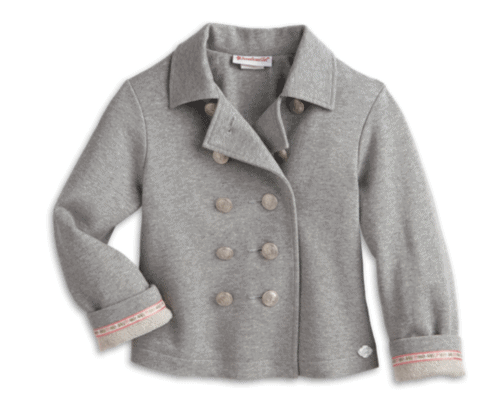 American Girl Silver Jacket