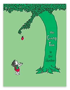 The Giving Tree Book sale