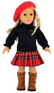 school-doll