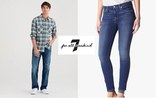 7 For All Mankind Sale + Extra 10% Off!