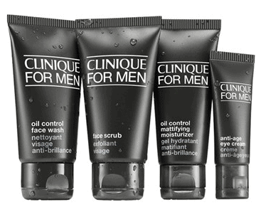 Clinique For Men Great Skin To Go Kit for Normal to Oily Skin