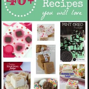 Easy Fudge Recipes