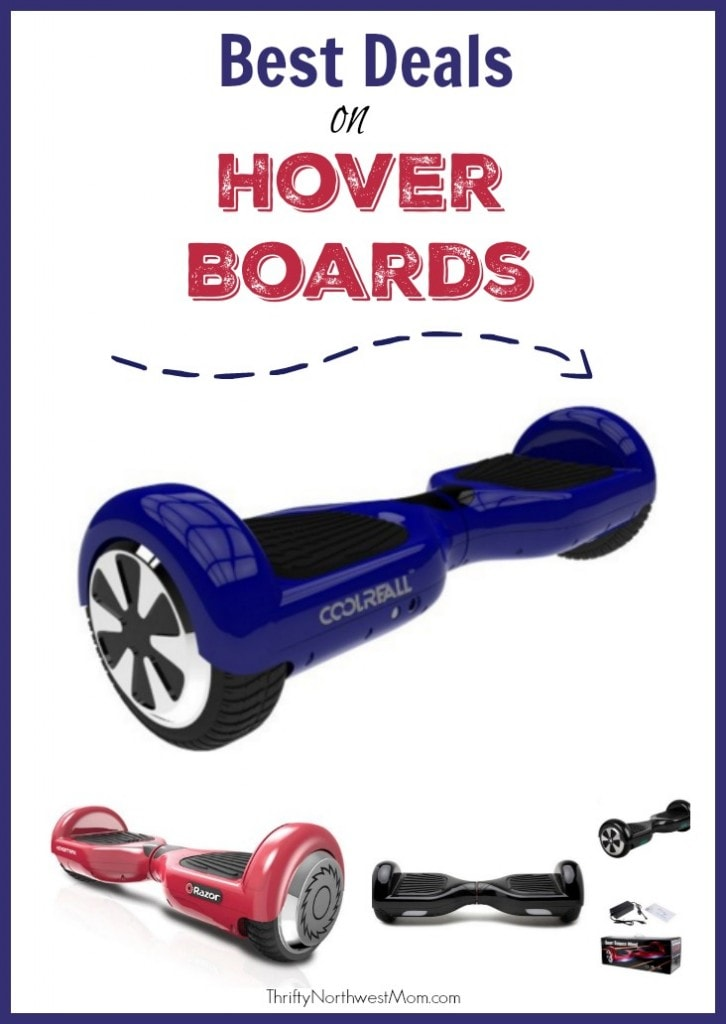 Hover Board Sales For Under $100 – As Low As $67