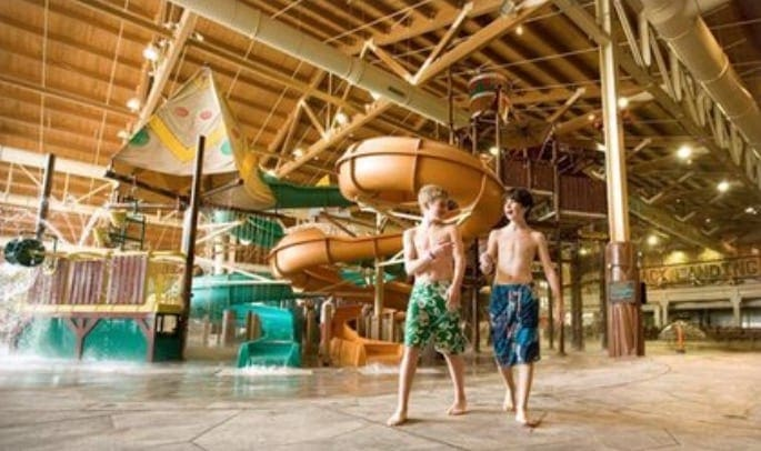 Great Wolf Lodge family experience gift Groupon