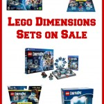Lego Dimensions Sets on Sale