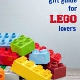 Lego Holiday Gift Guide - the ultimate gift guide for Christmas for Lego lovers