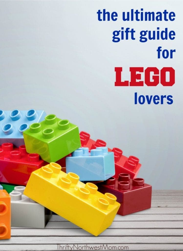 Lego Holiday Gift Guide – Lego City, Lego Friends, Books, DVD's & more!