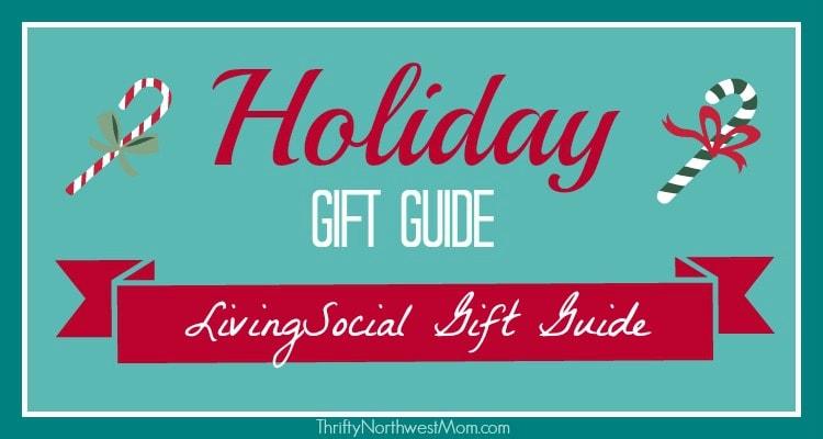 LivingSocial Gift Guide