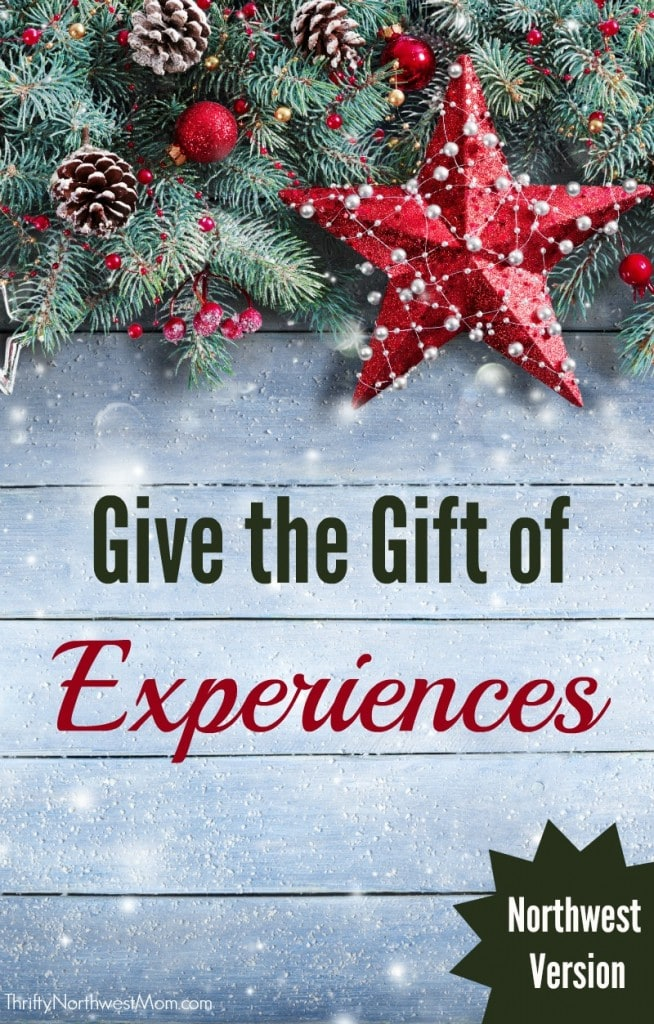 Northwest Experiences Holiday Gift Guide – Gift Ideas for the Family & Date Night Ideas too!